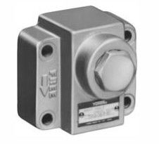 Yuken CRG-03,CRG-06,CRG-10 Series Right Angle Check Valves - Sub-plate mounting