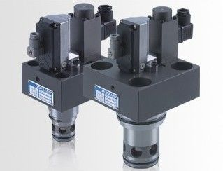 Proportional throttle valves QPG-16/25/32/40/50 Series